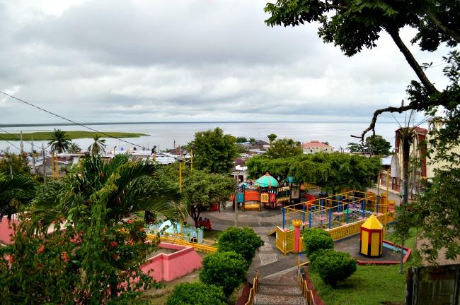 La Fortaleza Playground