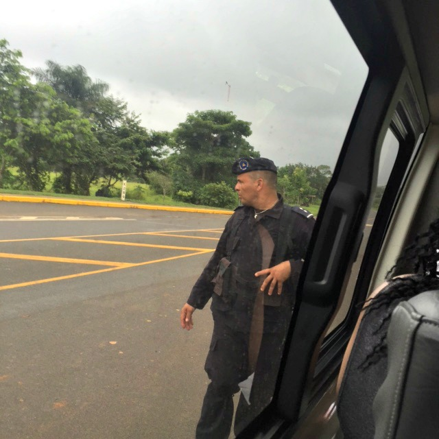 Nicaragua guard