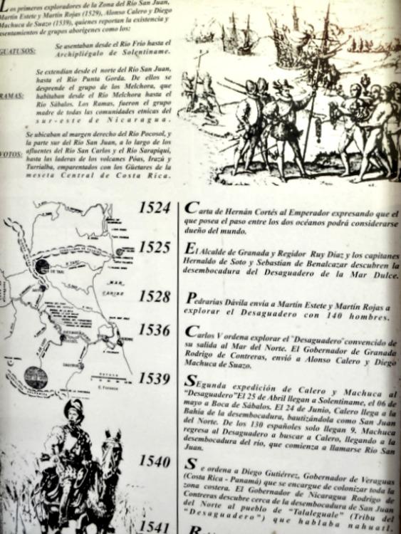 Travel to Nicaragua: Columbus