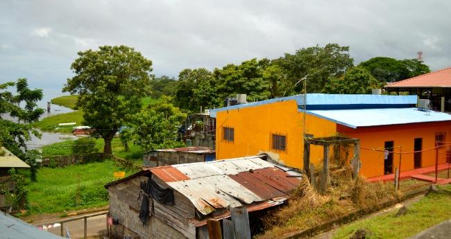 Rooftops in Nicaragua