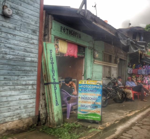 Nicaragua Vendors