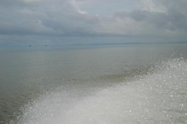 Nicaragua Rocky Waters