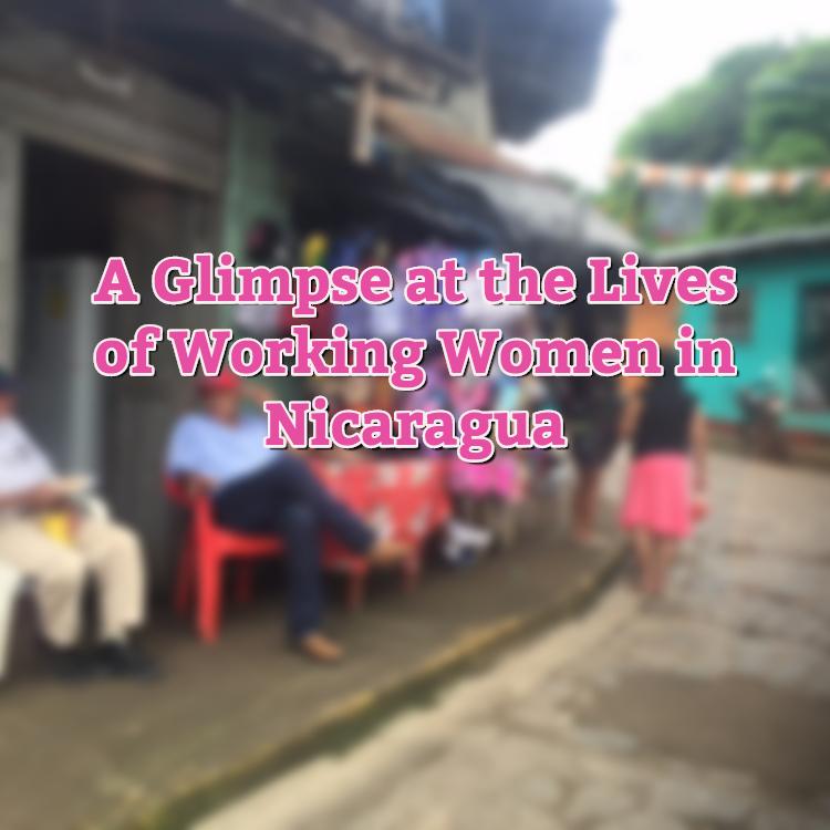working women in Nicaragua