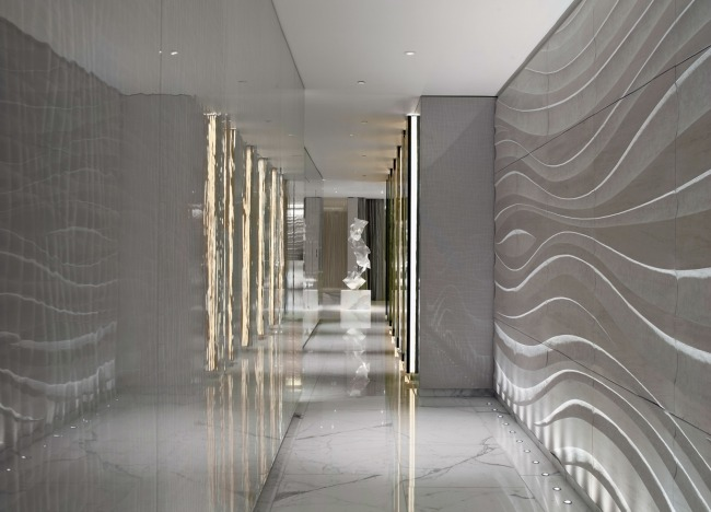 Spa Corridor ESPA Life at Corinthia
