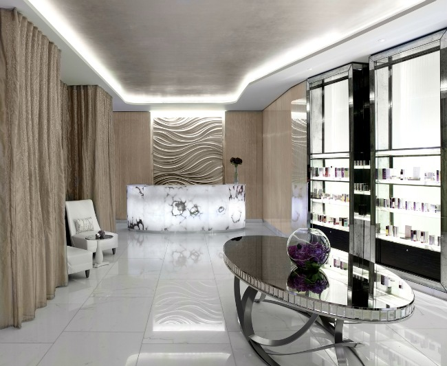 Spa Reception ESPA Life at Corinthia