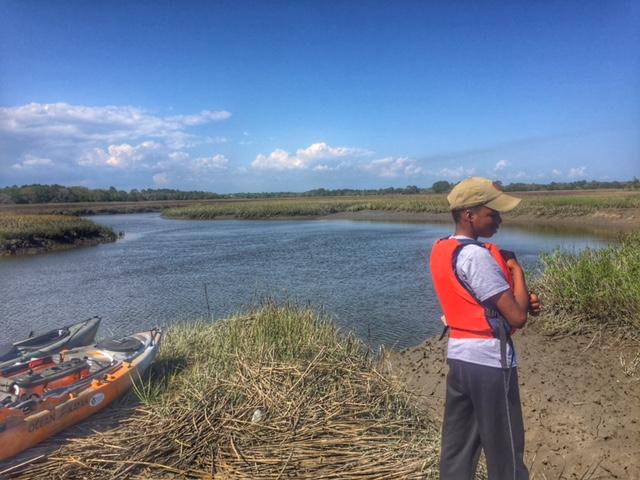 Children and Kayaking