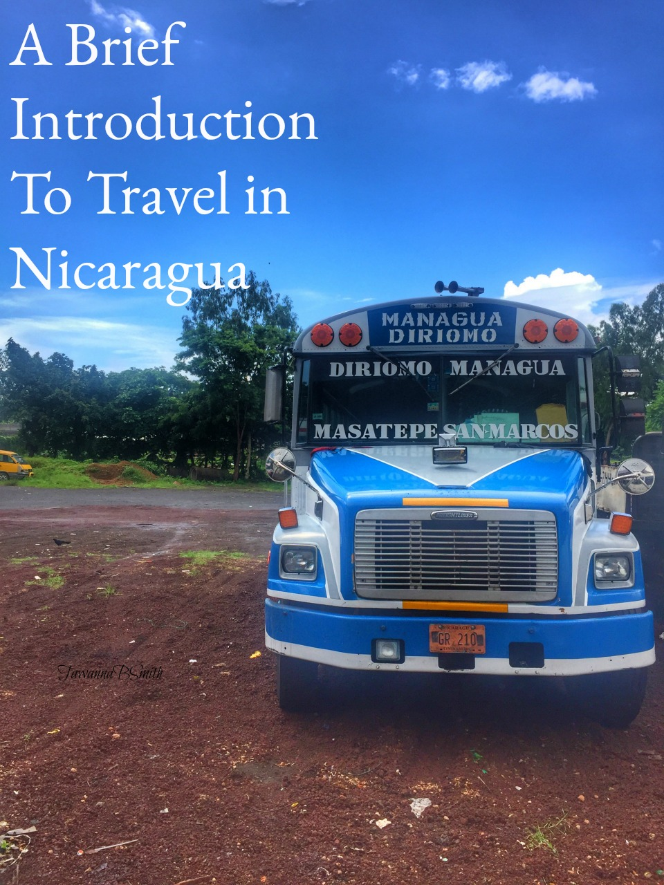 Introduction to Travel to Nicaragua