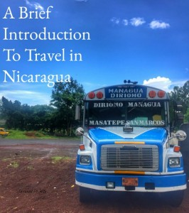 A Brief Introduction On Travel To Nicaragua