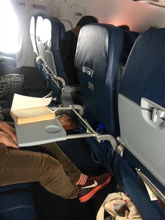 Delta Flight to Nicaragua