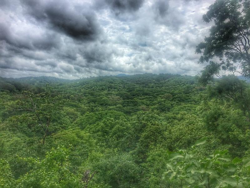 Nicaragua Sky