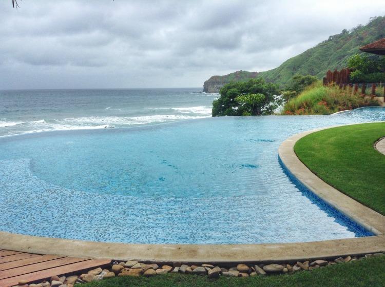 Nicaragua travel oceanview