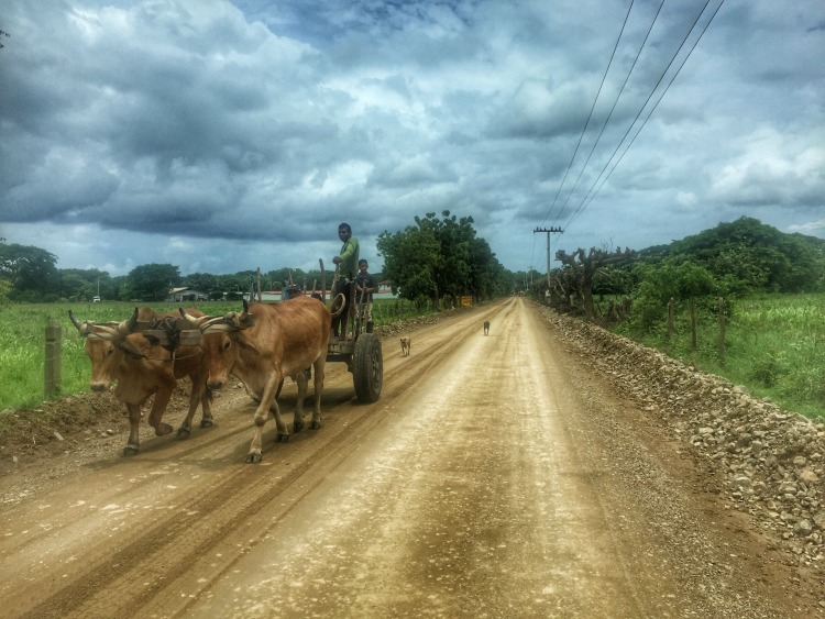 Rural Nicaragua