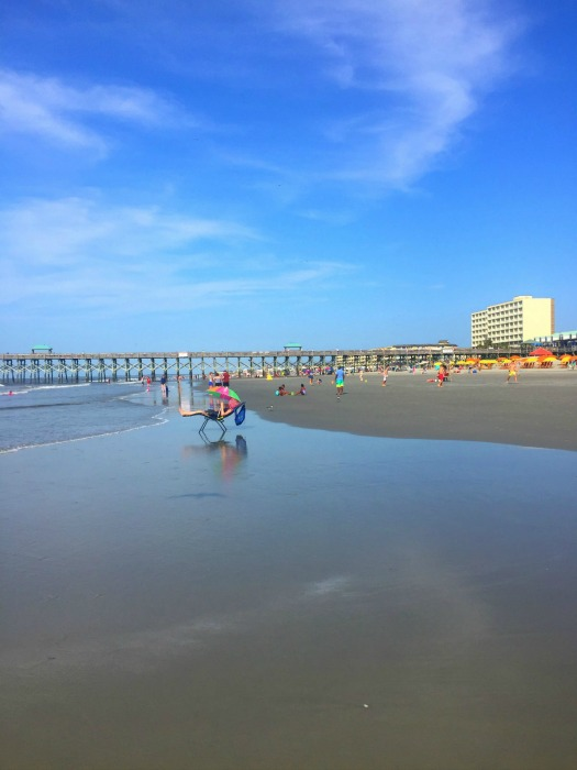 Travel to South Carolina Beach