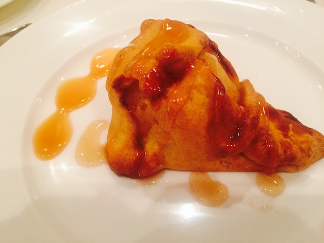 Apple Dumpling George Washington Hotel
