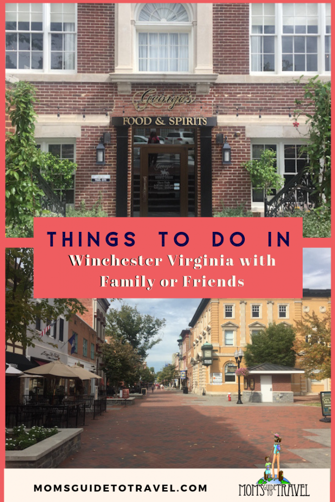 Things to Do In Winchester Virginia