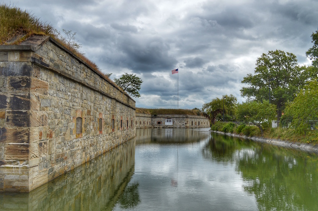 Fort Monroe Hampton Virginia