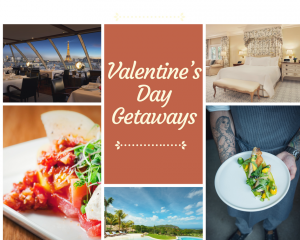 5 Romantic Places for a Valentine's Day Weekend Getaway