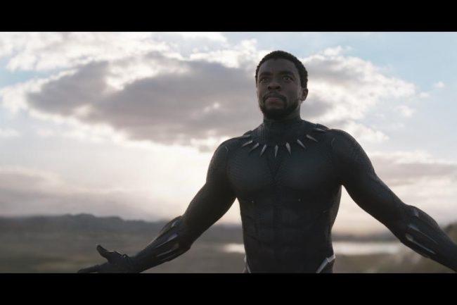 Black Panther The King