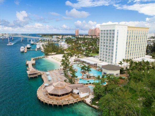 Warwick Bahamas Mothers Day getaway