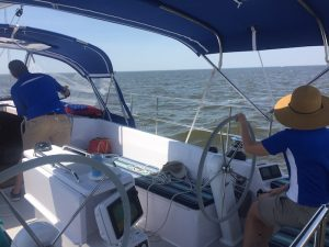 The Beauty of Maryland's Eastern Shore: Sailing in Rock Hall, MD