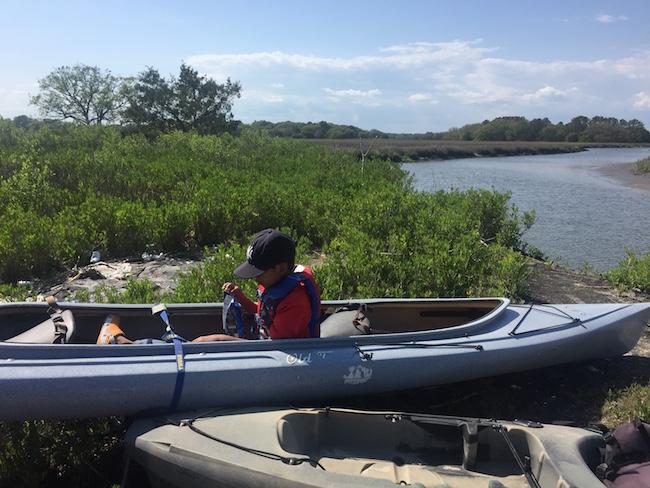 Kayak Fishing In Charleston Beginner